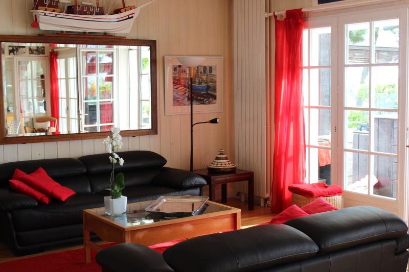 Villa 6 chambres vue mer proche au cap-ferret en location saisonnière