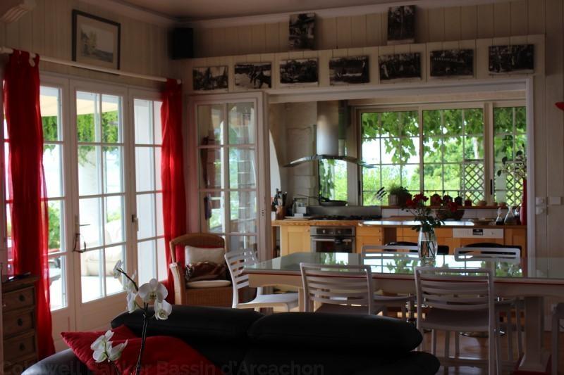 Belle villa à louer cet été vue bassin proche du cap-ferret
