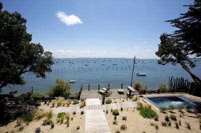 villa de prestige en location saisonnière Bassin Arcachon