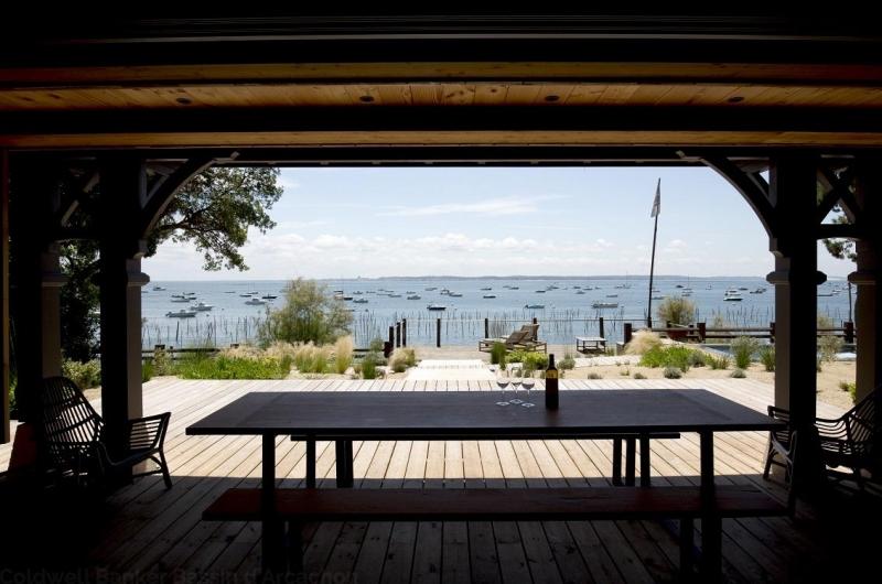 Location de vacances villa vue mer proche cap-ferret