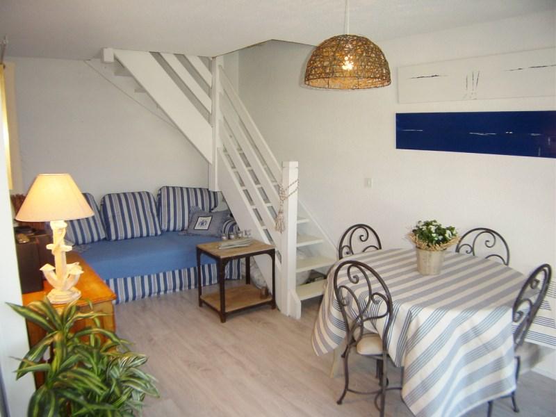 Appartement duplex à louer pour 4 personnes dans centre cap-ferret