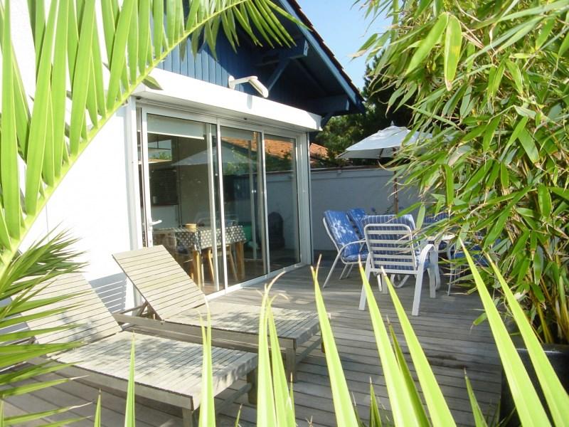 Location de vacances villa 3 chambres au cap-ferret