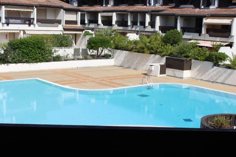 Location de vacances appartement dans résidence avec piscine centre cap-ferret