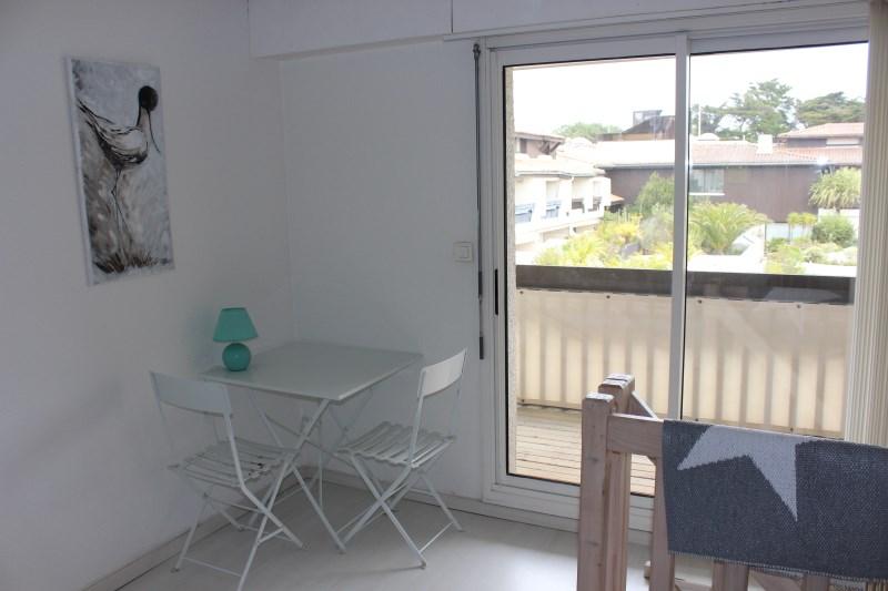 Location appartement 2 chambres - 6 personnes - dans résidence avec piscine CAP-FERRET CENTRE