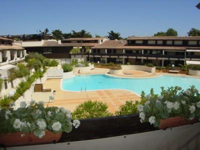 Locations de vacances centre cap-ferret avec piscine