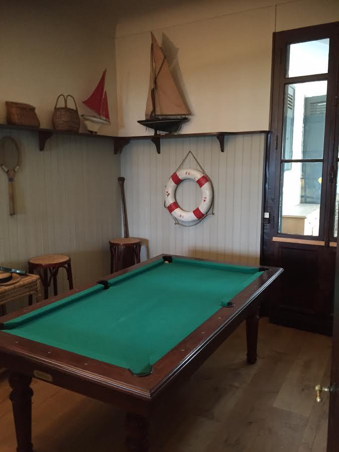 Villa de charme à louer au cap-ferret vue bassin