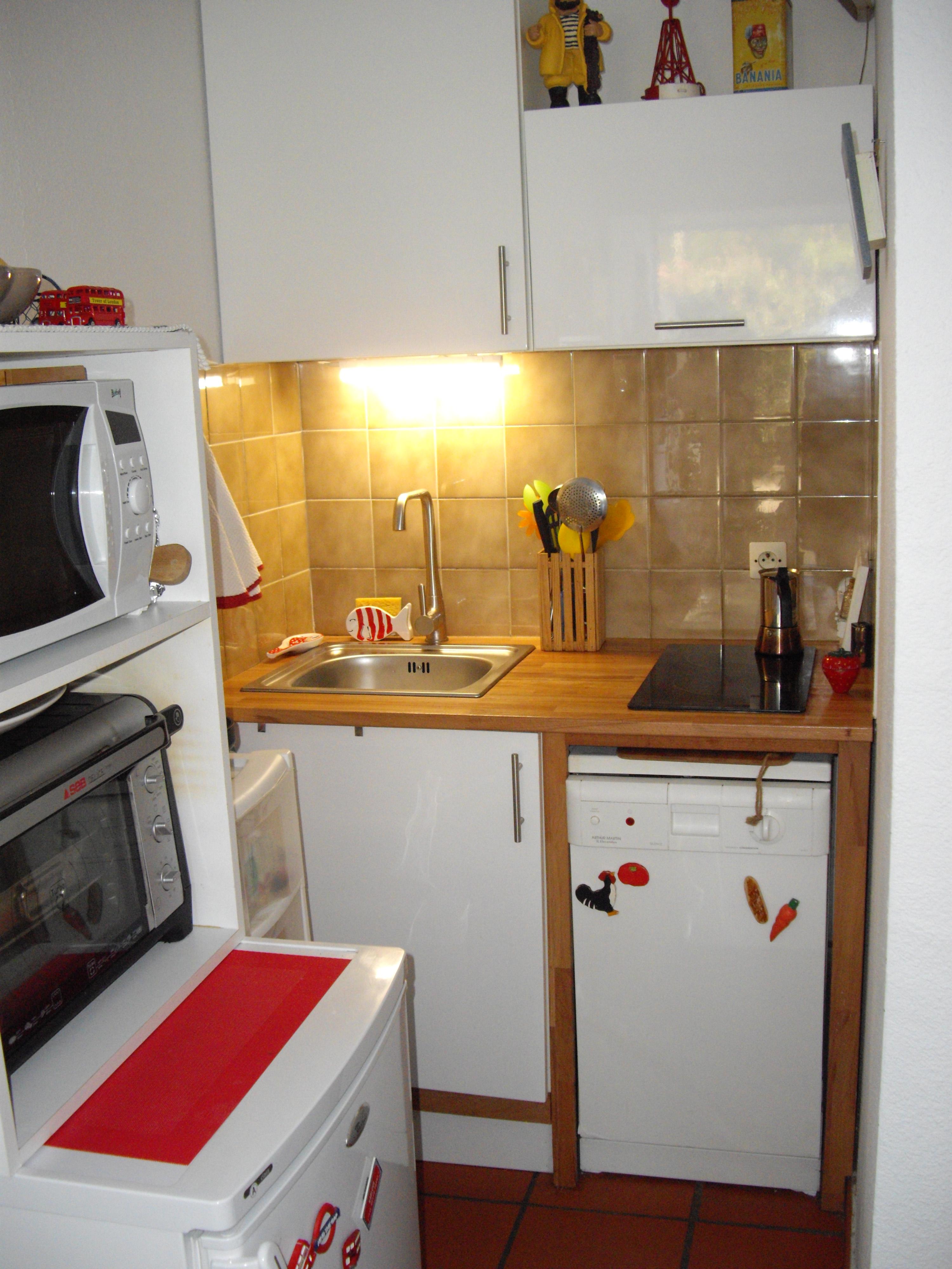 A louer appartement pour 4 personnes dans résidence centre cap-ferret