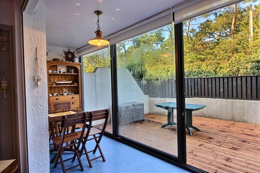 Location appartement 1 chambre - 4 personnes - dans résidence avec piscine proche toutes commodités CAP-FERRET CENTRE