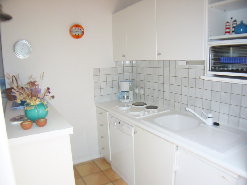 Location villa CAP-FERRET CENTRE 2 chambres - 5 personnes - avec jardinet proche commerces et plages