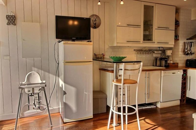 Location appartement 1 chambre - 4 personnes - avec grande terrasse dans résidence avec piscine CAP-FERRET