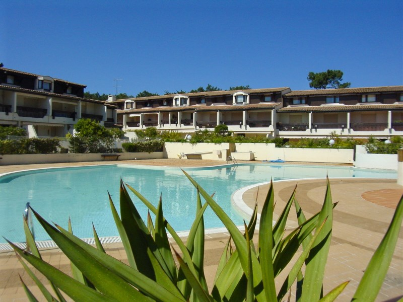 Location appartement résidence avec piscine Cap-Ferret