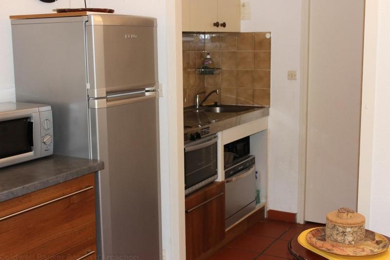 Appartement 2 chambres à louer cet été dans le centre du cap-ferret avec parking
