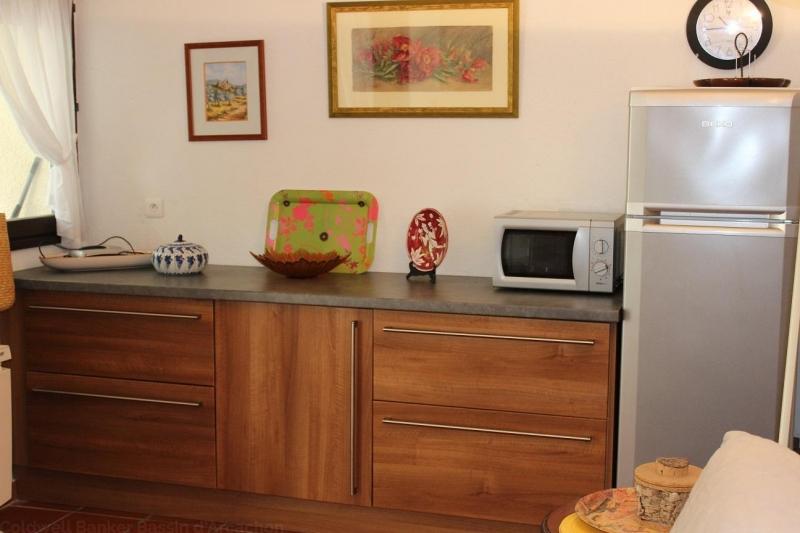 sur bassin d'Arcachon appartement 2 chambres à louer cet été