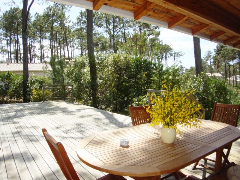 Location villa LE CANON  4 chambres - 8 personnes - villa bois - secteur très recherché