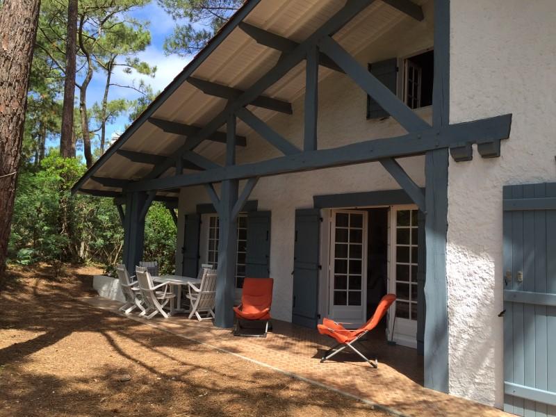 Location villa CAP-FERRET   4 chambres - 8 personnes - entre bassin et océan