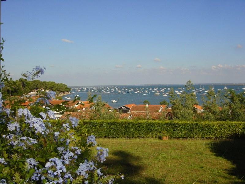 grande villa vue panoramique bassin a louer le canon