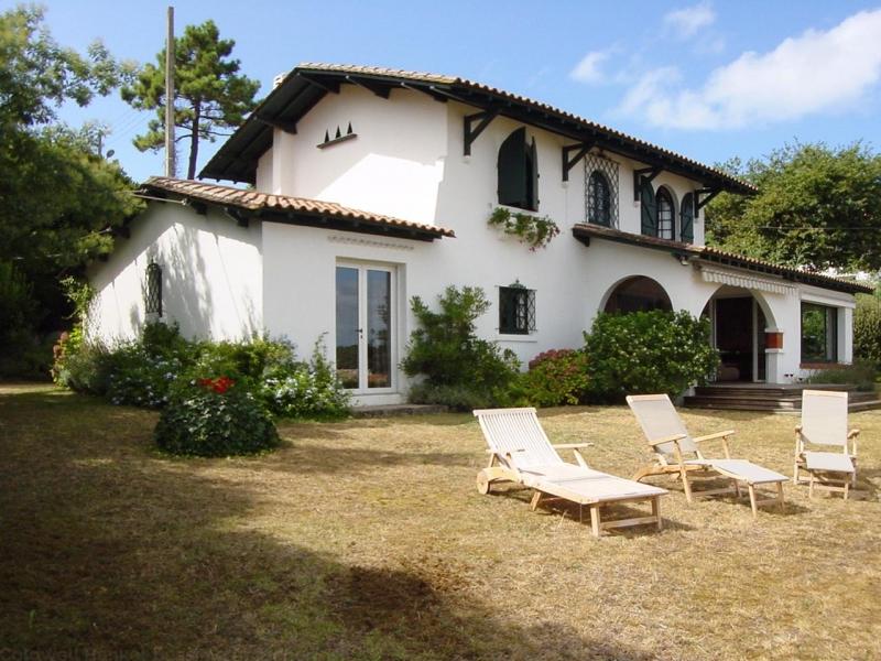 Location villa LE CANON  CENTRE 7 chambres - 13 personnes - vue panoramique bassin