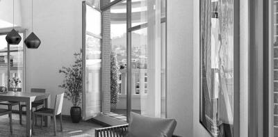 Acheter appartement récent moderne et lumineux sans vis à vis bordeaux bègles