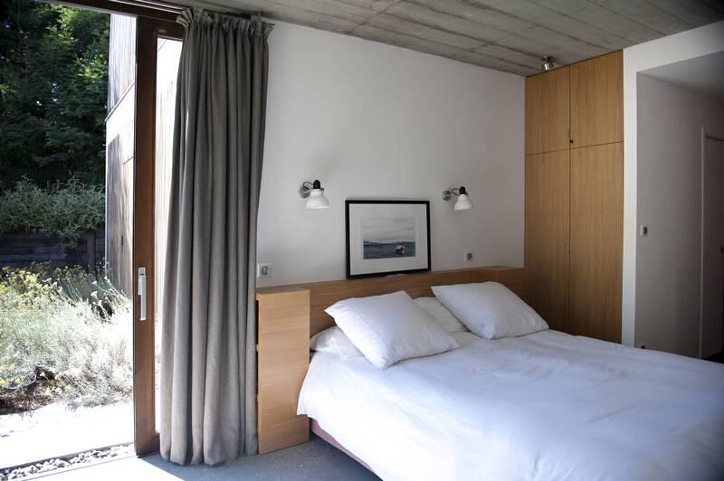 Location villa d'architecte 5 chambres - 10 personnes - A mi chemin entre Océan et Bassin avec piscine CAP FERRET