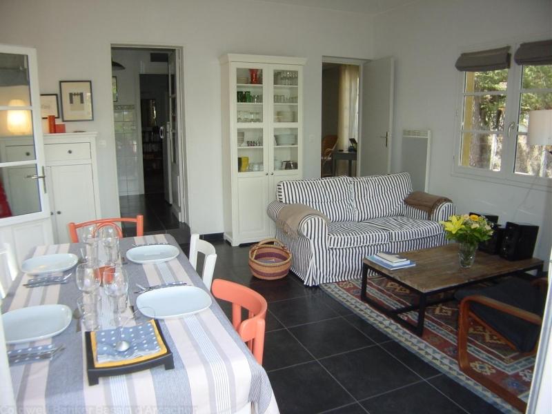 l'agence Coldwell Banker loue villa au Cap-Ferret 4/7 personnes