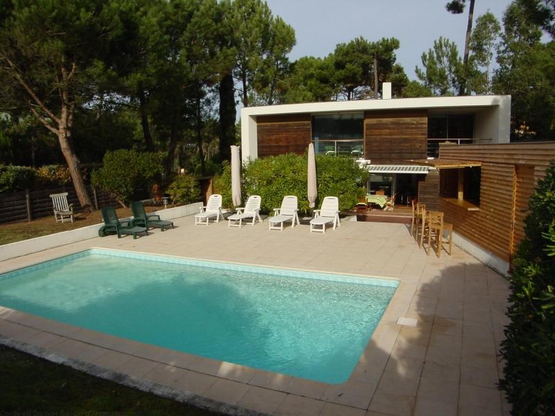 location saisonnière villa 6 couchages proche du Cap-Ferret