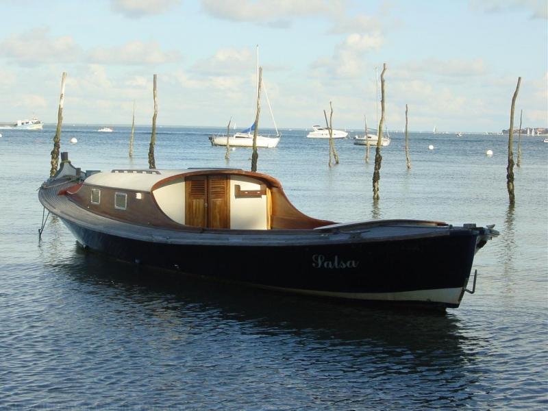 Locations de vacances Cap-Ferret traversée arcachon en pinasse