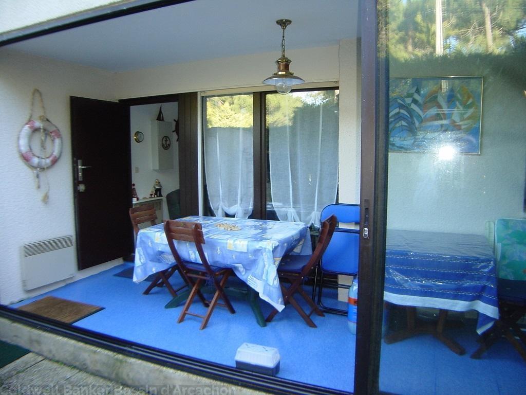 Appartement en location pour 4 personnes dans résidence avec piscine