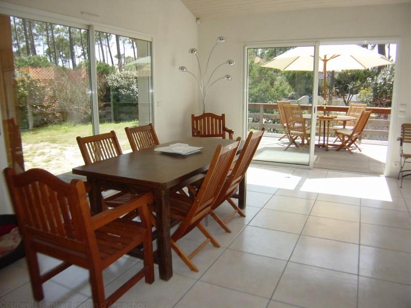 villa à louer 6 personnes proche plages Cap-Ferret