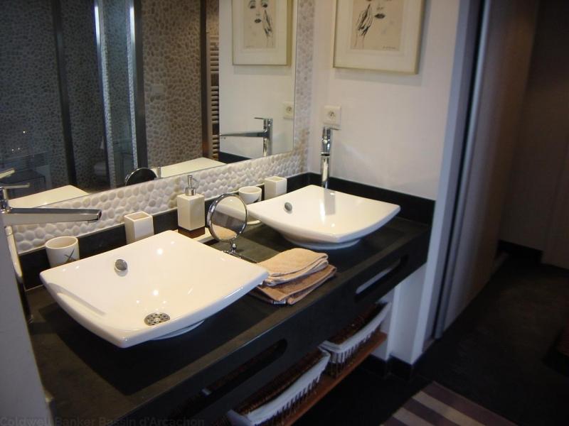 Villa 10 personnes proches toutes commodités luxe Cap Ferret Piscine