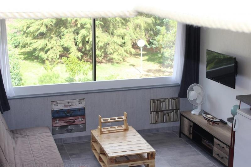 Appartement dans résidence en plein centre du Cap Ferret