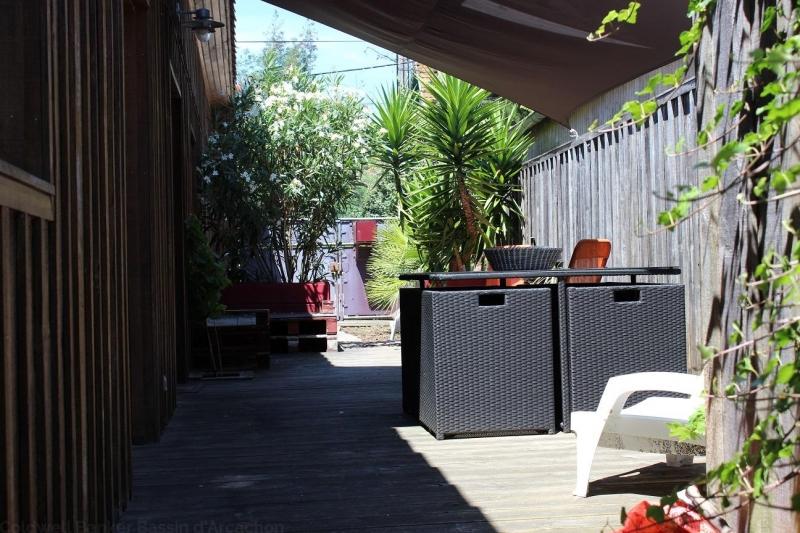 Location villa 2 chambres - 4 personnes - idéalement située CAP-FERRET CENTRE