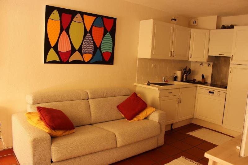 Dans résidence avec piscine, appartement pour 4 personnes centre cap-ferret