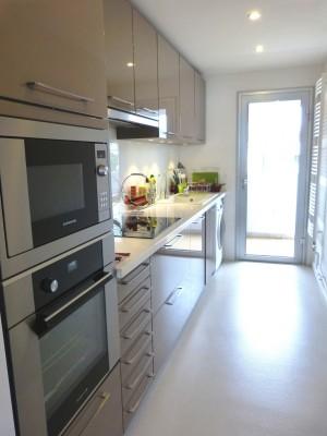 Location appartement 2 chambres - 4 personnes - première ligne avec piscine ARCACHON CENTRE VILLE