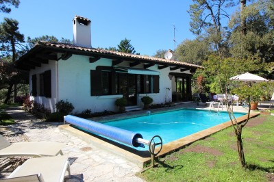 location pyla piscine cercle de voiles villa