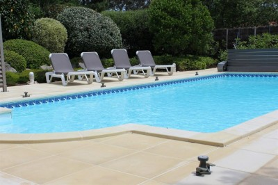 location vacances pyla piscine vue mer