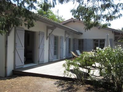 vacances arcachon louer villa maison