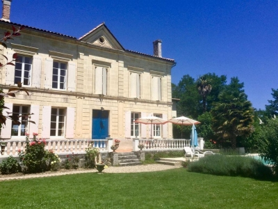 vente demeure de France près de bordeaux