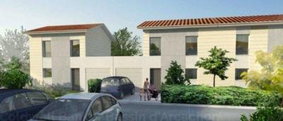 Acheter une villa neuve au Haillan de 3 chambres avec jardin et garage