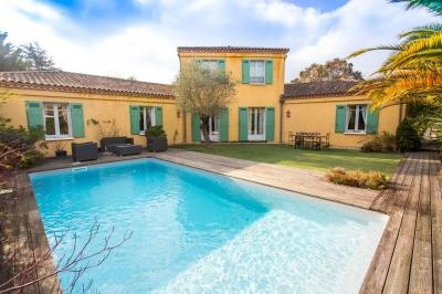 Belle villa à vendre à Bordeaux - Cauderan - 4 chambres - piscine - au calme