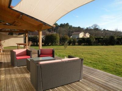 Vente Maison / Villa BASSIN D'ARCACHON SALLES Maison à ossature bois de 4 chambres sur un grand terrain