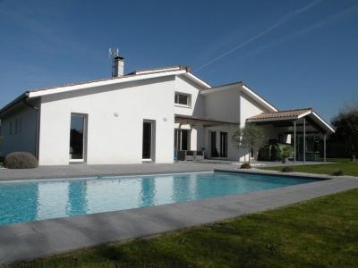Villa contemporaine 4 chambres à vendre proche de Bordeaux  Le Barp