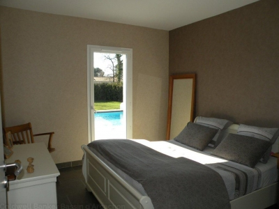 Vente Maison / Villa NORD BASSIN LE BARP Villa contemporaine sur un grand terrain avec piscine chauffée