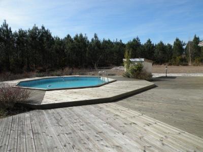 Acheter une grande villa récente proche de Bordeaux sur une grande propriété