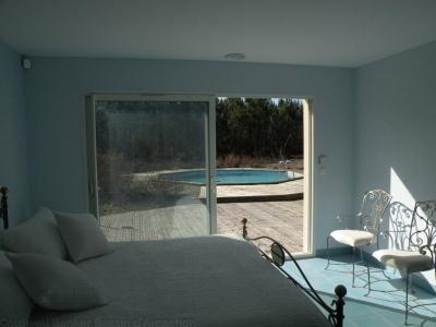 Villa contemporaine sur une grande propriété à vendre proche Bordeaux MARGAUX