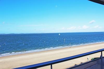 vente appartement arcachon front de mer