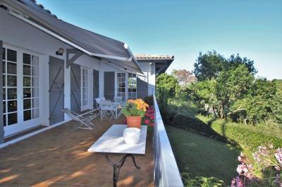 Villa à vendre pyla sur mer 5 chambre vue panoramique forêt