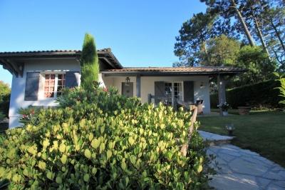 Recherche villa 5 chambres avec grand jardin au Pyla sur mer