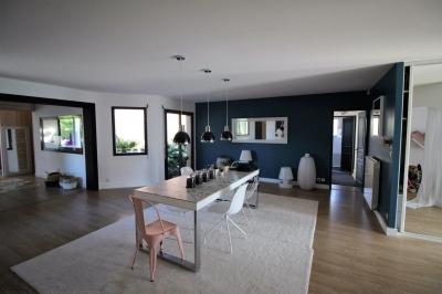Achat villa style loft moderne bassin d'arcachon