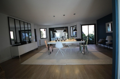 Acheter villa style loft moderne bassin d'arcachon