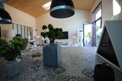 Vente villa style loft moderne bassin d'arcachon
